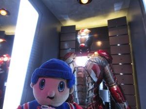 That's my Iron suit